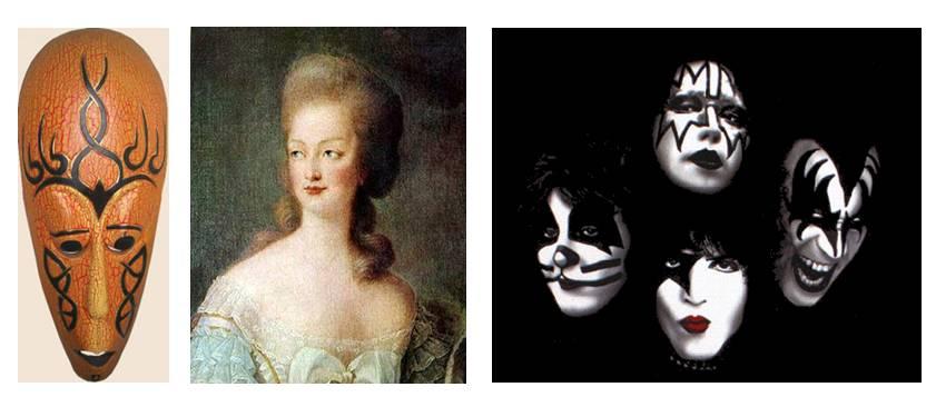 Pourquoi les yeux battus sombres des femmes