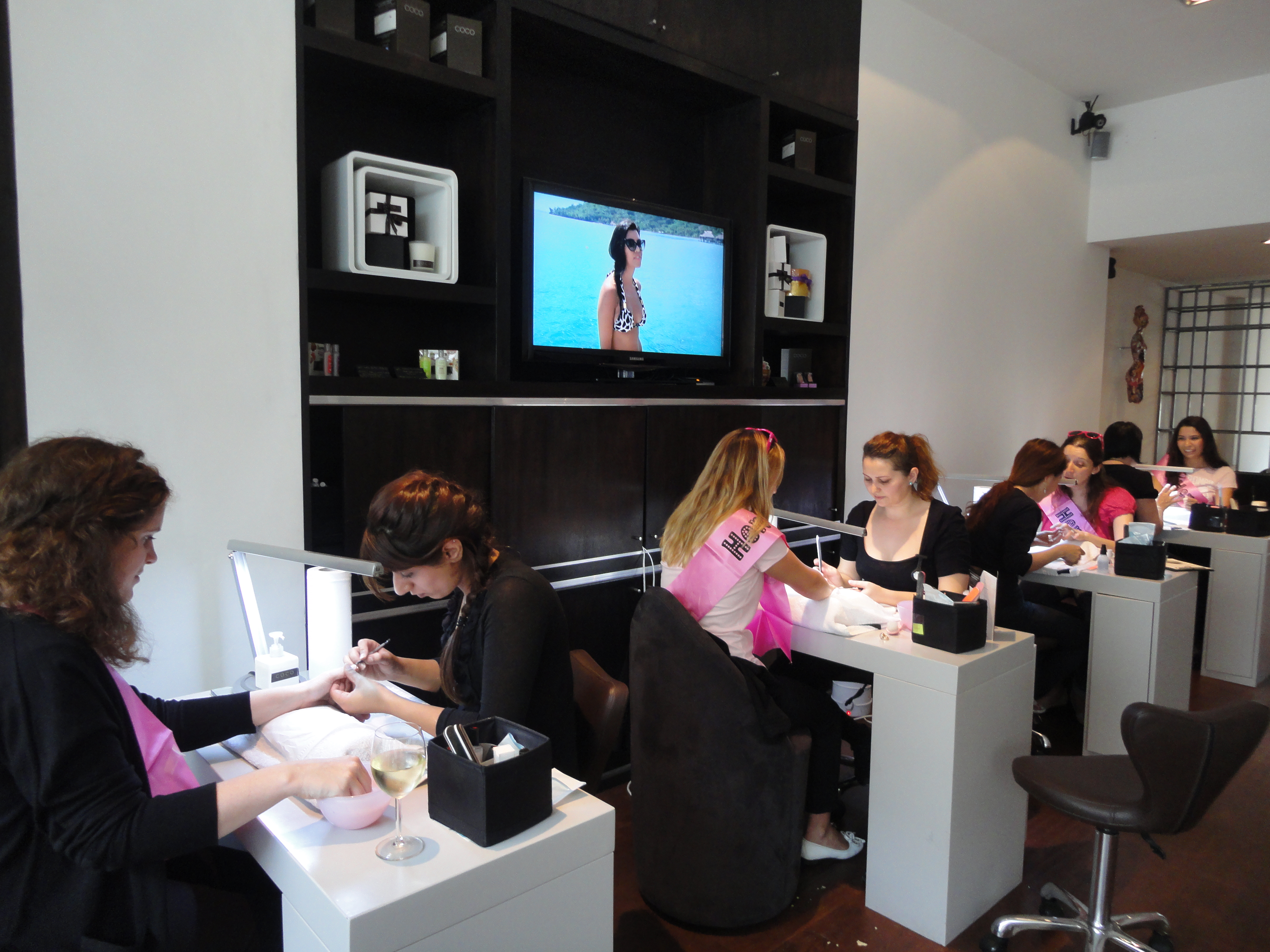 Bar ongles a french beauty addict in london for Salon pour les ongles