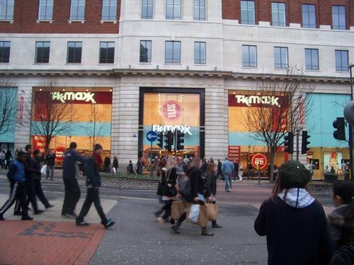 T.K. Maxx - Leeds